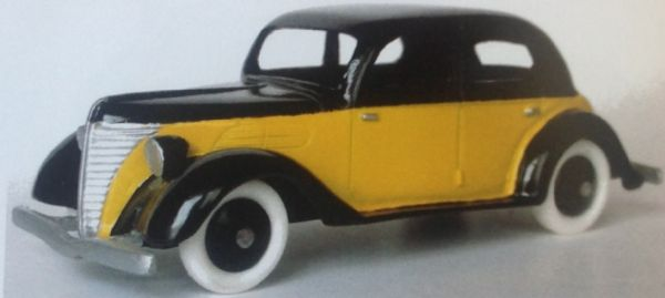 CLUB DINKY FRANCE MODEL No. CDF78 FORD TAXI LUXICAB